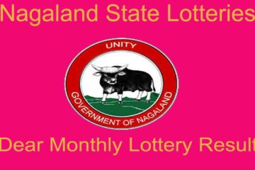 Nagaland Dear Monthly Lottery Result